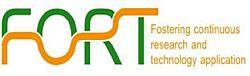 Logo projektu FORT
