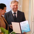Osobnosť roka v programoch EÚ - Tibor Hianik