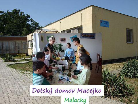 Detský domov Macejko - Malacky