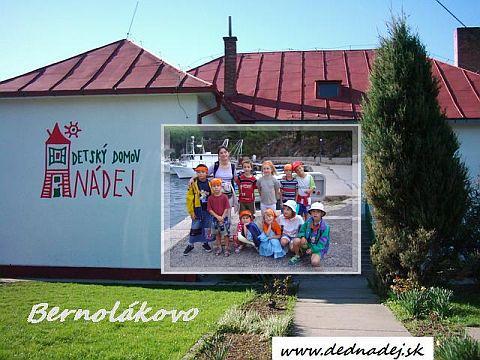 Detský domov Nádej - Bernolákovo