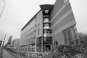 budova nového sídla CVTI SR