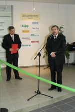 slávnostné otvorenie novej budovy CVTI SR